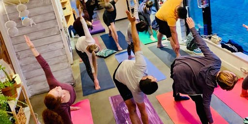 Rise & Thrive Yoga Series Led by Tamara Rhodes