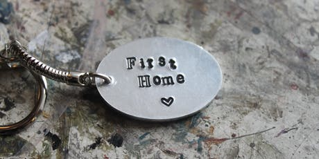 Metal Stamped Jewellery Workshop at Holmfirth Tech tickets