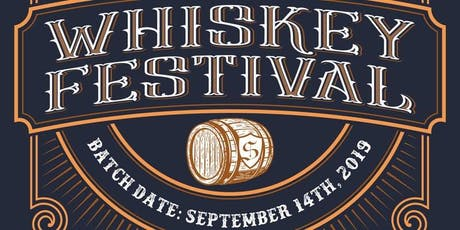 Whiskey Festival billets