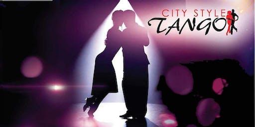 Black & Red: A Tango de Troit - Milonga/Dinner/Stage Show