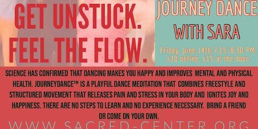 Journey Dance with Sara Emhof