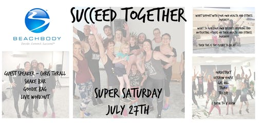 Super Saturday - Succeed Together