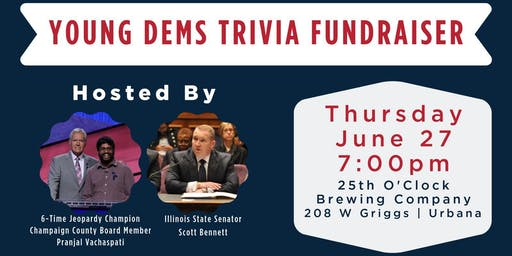 Young Democrats Trivia Fundraiser