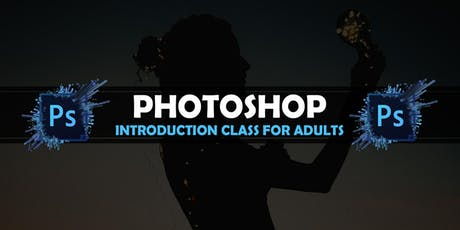 Introduction to Photoshop for Adults tickets