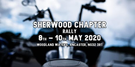 Sherwood Chapter Rally 2020 tickets