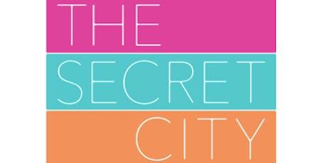 The Secret City Art Revival tickets