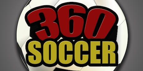 Greenbelt 360 Soccer Camp 2019 tickets