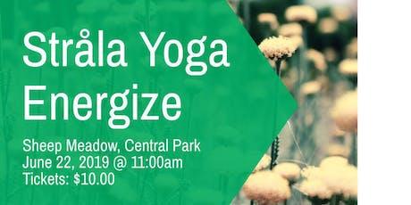 Stråla Yoga Energize BYOM tickets