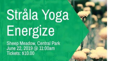 Stråla Yoga Energize BYOM