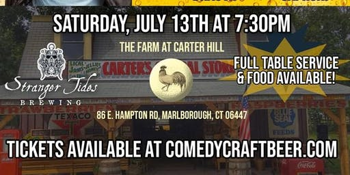 Farm At Carter Hill Comedy Night