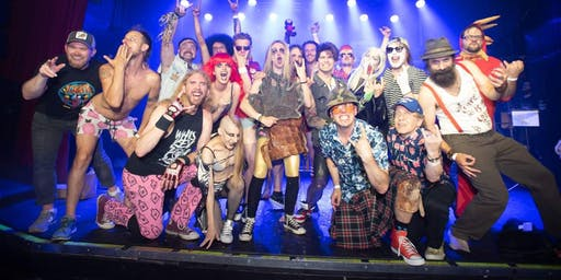Canadian National Air Guitar Championships 2019