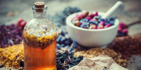 Potions & Tinctures 101 tickets