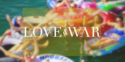 Float the Lake Love & War Concert