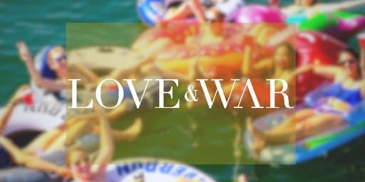 Float the Lake Love & War Concert