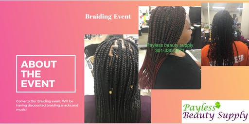 Braiding Party
