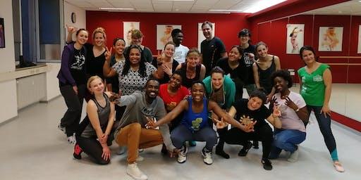 La Kossa® Afro Dance Class