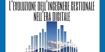 25 Giugno è: L'evoluzione dell'Ingegnere Gestionale nell'era digitale