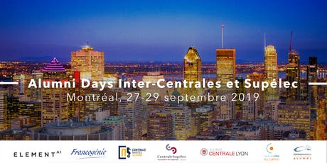 Alumni Days Inter-Centrales et Supélec tickets