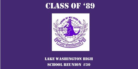 LW Kangs Class of 1989 Reunion #30  tickets