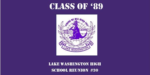 LW Kangs Class of 1989 Reunion #30