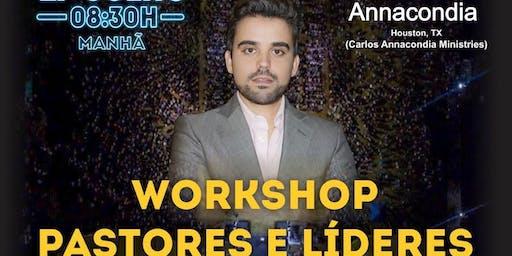 Workshop com Pastores - Ev. Elias Annacondia