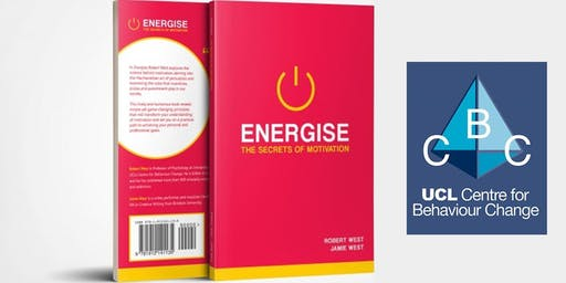 Energise Book Launch and Reception