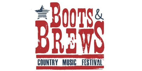 Boots & Brews Country Music Festival!- Ventura September 21 tickets