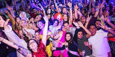 Twisted Disney Bar Crawl- Pensacola