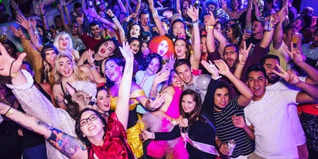 Twisted Disney Bar Crawl- Pensacola tickets