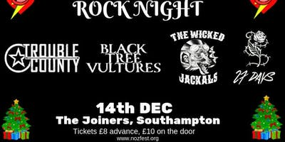 ROCK NIGHT - XMAS