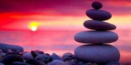 Guided meditation with Reiki tickets