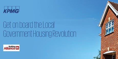 Get on board the Local Authority Housing Revolution tickets