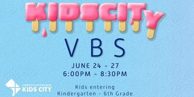 Kids City VBS