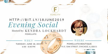 FemCity Chicago June Evening Social tickets