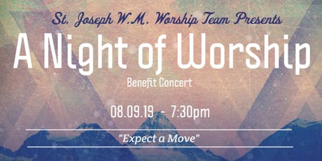A Night of Worship Benefit Concert tickets