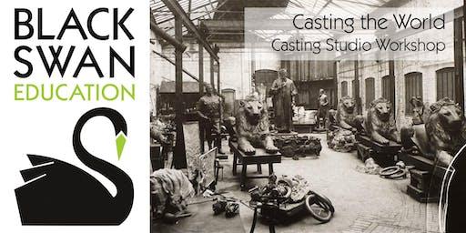 Casting the World – Casting Studio Workshop