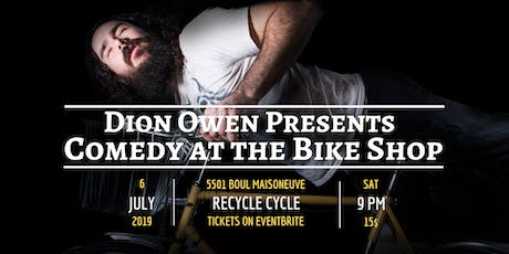Comedy at the Bike Shop Episode 19 - The Finale tickets