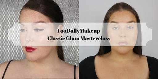 Too Dolly Makeup Masterclass - Classic Glamour