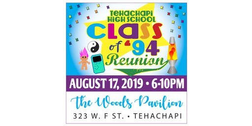 Tehachapi High School Class of '94 Reunion
