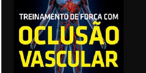Capacitação: Treinamento de Força com Oclusão Vascular - (Kaatsu Training)