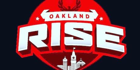 West Coast Jamboree/Oakland Rise  tickets