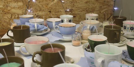 Poured Candles Workshop at Holmfirth Tech tickets