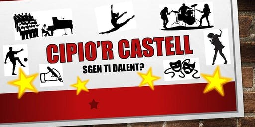 Cipio'r Castell yng Nghastell Aberteifi (Eisteddfod Hwyl!)