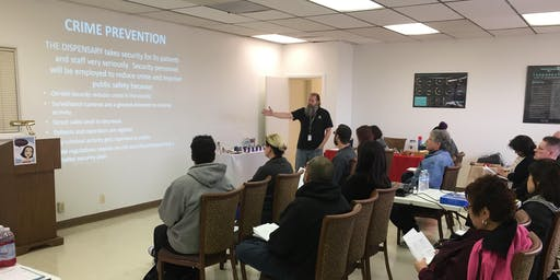 Las Vegas Cannabis Dispensary Staff Certification Course (Job Training)