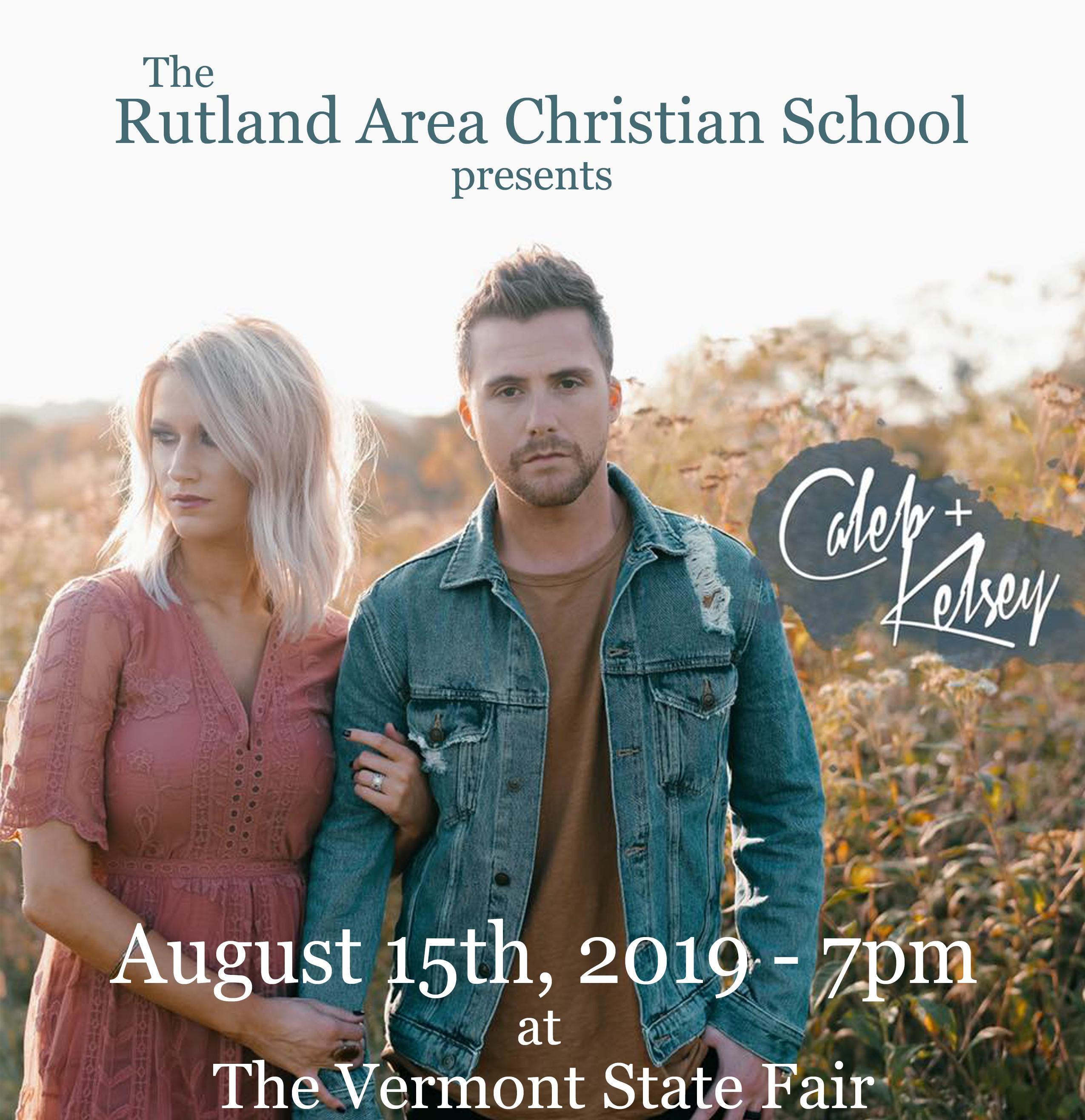 Caleb Kelsey Fundraiser Concert 15 Aug 2019