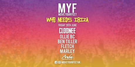 MYF w/ Cloonee tickets