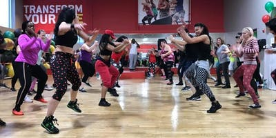 Summer Time Fine ZUMBA Master Class With Yours Truly Jaylinn & Maria