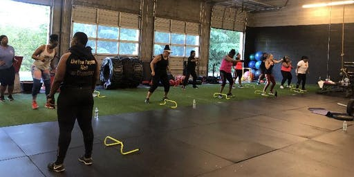 Reps & Sets Bootcamp hosted by The iInspire Way LLC