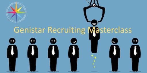 Genistar Recruiting Masterclass