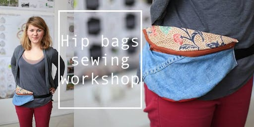 Hip bag sewing workshop